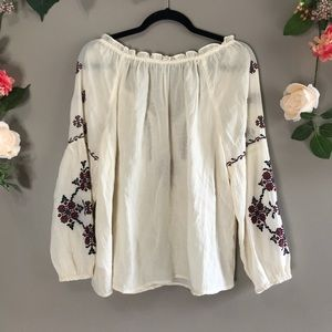 American Eagle Outfitters Tops - NWT American Eagle | Embroidered blouse